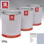 関西ペイント PG80 調色 ミツビシ A19/CMA10019 クールシルバーメタリック 500g(原液)