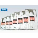 ホリアキ ラップインレジ袋 エコロジー クリア M 340(215+125)×420mm 1ケース4000枚入り