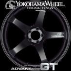 アドバン レーシング GT アルミホイール 18×8.0J 5/100 +45 セミグロスブラック