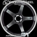 アドバン レーシング GT アルミホイール 19×10.5J 5/114.3 +25 マシニング&レーシングハイパーブラック
