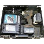 →◇ makita 充電式 インパクトドライバー TD137D バッテリー2個