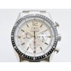 ○ 美品 TECHNOS クロノグラフ 腕時計 TSM104 クォーツ テクノス