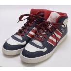☆ adidas スニーカー FMDC HITJ ABCマート限定 トリコロール 紺 白 赤 アディダス 26.5 靴