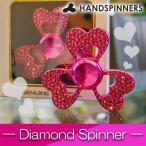 HANDSPINNERS DiamondSpinner(ダイヤモンドスピナー) ハンドスピナー ハートモデル ピンク