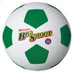 ミカサ(MIKASA) サッカーボール4号ゴム F4 ホワイト/グリーン