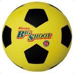 ミカサ(MIKASA) サッカーボール4号ゴム F4 イエロー/ブラック