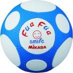 ミカサ(MIKASA) フアフアサッカー4号(白/青) FFF4WB