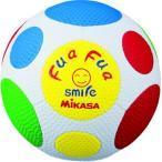 ミカサ(MIKASA) フアフアサッカー4号(マルチカラー) FFF4CR