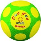 ミカサ(MIKASA) フアフアサッカー4号(黄/緑) FFF4YG