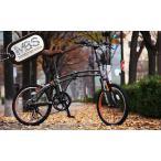 ドッペルギャンガー 折りたたみ自転車 245 ZERO POINT(ゼロポイント)   【代引不可・メーカー直送品】