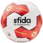 SFIDA(スフィーダ) (サッカーボール 4号球(小学生用)) VAIS JR BSFVA03 WHITE/RED 4号球