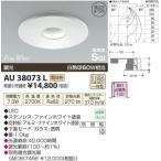 コイズミ照明(KOIZUMI) LED高気密SG形ダウンライト 【電気工事必要】 LED(電球色) 白熱球60W相当 AU38073L