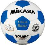 ミカサ(MIKASA) サッカーボール 検定球4号 SVC402SBC WB シロ/アオ