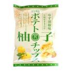 (ケース販売)(15個単位)宮崎ご当地 お土産 ポテトチップス ゆず胡椒味