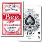 【カジノトランプの最高峰Bee(ビー)】ビー96 ブリッジサイズ