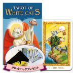 Tarot of the White Cats  Mini Tarot