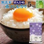 無洗米 5kg 三重県産 コシヒカリ 29年産 多気農協 ぎんひめ限定 送料無料