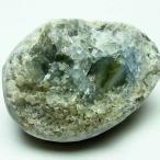 パワーストーン 天然石 セレスタイト天青石原石 t385-12109