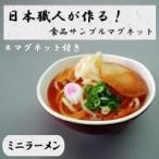 (送料無料)日本職人が作る  食品サンプル マグネット ミニラーメン IP-519