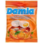 (送料無料・代引&同梱不可)tayas(タヤス) ダムラ オレンジソフトキャンディ 90g×24セット