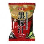 (送料無料・代引&同梱不可)ヤマエ フリーズドライ 黒豚汁 11.6g×80