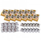 (送料無料・代引&同梱不可)RAG あごだし醤油・岩塩ラーメンセット(磯紫菜付) 12食セット RAG-12i