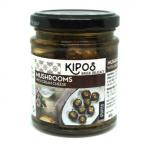 (送料無料・代引&同梱不可)キポス グリルドマッシュルーム クリームチーズ入り 180g×6個