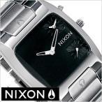 ニクソン 腕時計 NIXON  バンクス ブラック THE BANKS BLACK メンズ レディース  A060-000 セール
