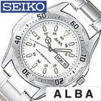 セイコー アルバ 腕時計 SEIKO ALBA メンズ時計 APBU011 セール