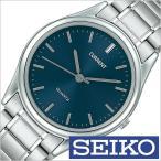 セイコー 腕時計 SEIKO 時計 カレント CURRENT メンズ ブルー AXYN006