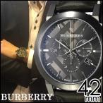 バーバリー 腕時計 メンズ 男性 BURBERRY 時計 シティ The City グレー BU9364
