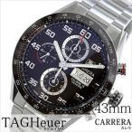 タグホイヤー 腕時計 TAG Heuer 時計 カレラ Carrera メンズ ブラウン CV2A1S-BA0799