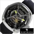 Yahoo!腕時計 バッグ 財布のHybridStyleディートリッヒ 腕時計 DIETRICH 時計 オーガニック タイム Organic Time ブラック DIETRICH-OT-3