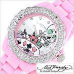エドハーディー腕時計 EdHardy時計 Ed Hardy 腕時計 エド ハーディー 時計 ロキシー ROXY メンズ レディース EDHARDY-RX-LP セール