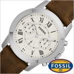 フォッシル腕時計 FOSSIL時計 FOSSIL 腕時計 フォッシル 時計 グラント GRANT メンズ/レディース/ユニセックス/ホワイト/FS4839 セール