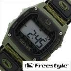 フリースタイル 腕時計 FreeStyle 時計 シャーククラシック ナイロン SHARK CLASSIC NYLON メンズ レディース グレー FS81299