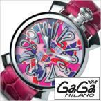 ショッピングGG ガガミラノ腕時計 GaGaMILANO時計 GaGa MILANO 腕時計 ガガ ミラノ 時計マヌアーレ 48MM モザイクMANUALE 48MM MOSAICO メンズ時計GG-5010-MOSAICO-2