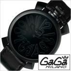 ガガ ミラノ 腕時計 GaGa MILANO マヌアーレ 48mm GG-50122S メンズ レディース GG-5012.2 S セール