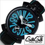 ショッピングGG ガガミラノ 腕時計 GaGaMILANO マヌアーレ 48MM リミテッド エディション メンズ時計GG-5016.7 セール