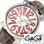 ショッピングGG ガガ ミラノ 腕時計 GaGa MILANO 時計 マニュアーレ GG-502010 レディース