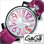 ガガミラノ 腕時計 GaGaMILANO マヌアーレ 40MM アッチャイオ メンズ レディース 時計GG-5020.6 セール