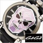 ショッピングGG ガガ ミラノ 腕時計 GAGA MILANO 時計 マニュアーレ GG-506001S メンズ レディース