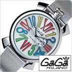ショッピングGG ガガミラノ 腕時計 GaGaMILANO スリム 46MM アッチャイオ メンズ時計GG-5080.1 セール