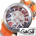 ガガミラノ 腕時計 GaGaMILANO クロノ 48MM プラカット オロ CHRONO 48MM PLACCATO ORO メンズGG-6056.9-OR セール