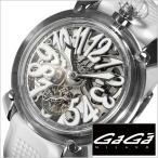 ショッピングGG ガガ ミラノ 腕時計 GaGa MILANO 時計 マニュアーレ GG-609001 メンズ レディース ユニセックス 男女兼用