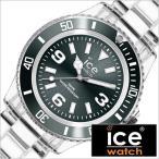 ICE WATCH 腕時計 アイスウォッチ 時計 アイスピュア ICE PURE メンズ レディース ブラック ICE-000658