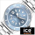 ICE WATCH 腕時計 アイスウォッチ 時計 アイスピュア ICE PURE メンズ レディース ブルー ICE-000660