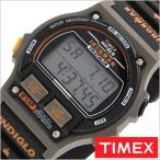 タイメックス 腕時計 TIMEX 時計 アイアンマン オリジナル エディション1986 Ironman Original Edition 1986 メンズ 腕時計 グレー T5H941-N