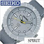 セイコー腕時計 SEIKO 腕時計 スピリット メカニカル SPIRIT Mechanical メンズ腕時計/グレー/SCVE027 アナログ/機械式/自動巻/SEIKO×nano・universe セール