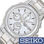 セイコー SEIKO 腕時計 クロノグラフ メンズ時計 SND187P セール